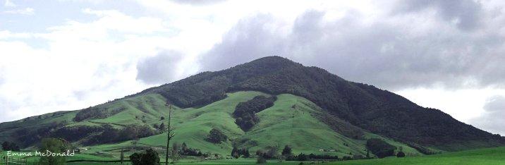 Kakepuku Mountain